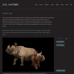 The Biodiversity Project & Joel Sartore