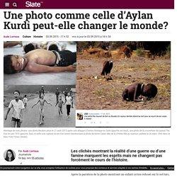 Une photo comme celle d'Aylan Kurdi peut-elle changer le monde?