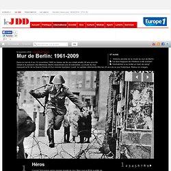 Photo Conrad Schumann Mur de berlin - Mur de Berlin 20e anniversaire de la Chute du Mur de Berlin 1961-1989