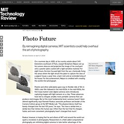 Photo Future | Technology Review