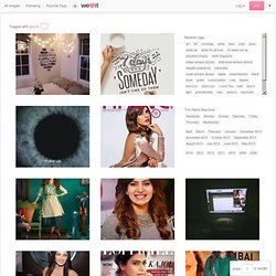Images, photos and videos tagged with photo on we heart it / visual bookmark