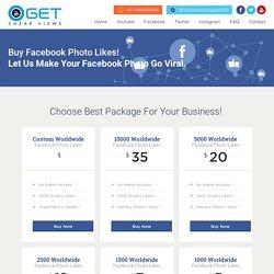 Cheap Facebook Like- Getcheapviews