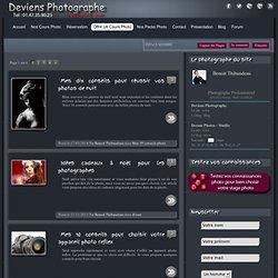 blog deviens photographe