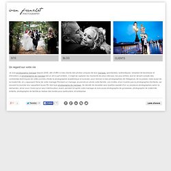 Ivan Franchet photographe mariage international Love and Wedding