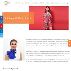 Models, Photographer for Ecommerce shoots in Delhi, India