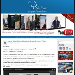 Glyn Dewis Blog » Latest News, Photo Shoots, Photography Tips, Techniques and Videos :: Based in Buckinghamshire