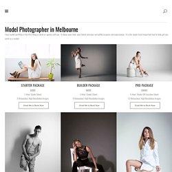 Model Photographers Melbourne