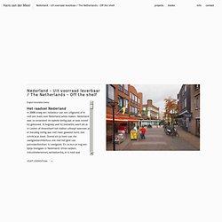 Projects - Hans van der Meer