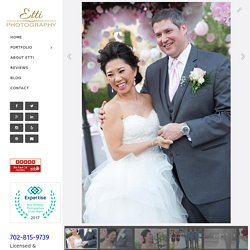 Hire a Specialized Wedding Photographer in Las Vegas.