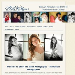 Milwaukee Photographer - Shoot the Moon Photography