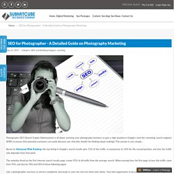 SEO for Photographer - A Guide on Photography Marketing