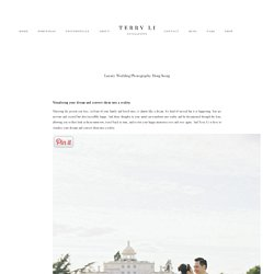 Best Pre Wedding Photography In London - Terry Li Photography