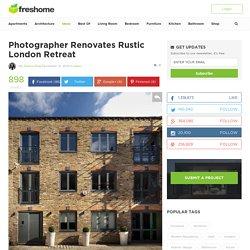 Photographer Renovates Rustic London Retreat