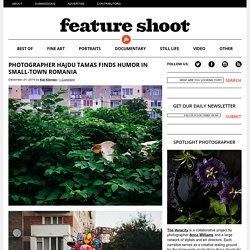 Photographer Hajdu Tamas Finds Humor in Small-Town Romania