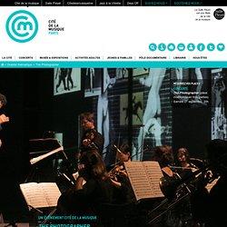 The Photographer - Samedi 27 septembre, 20h - Cité de la musique, Paris