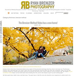 brenizer method » Ryan Brenizer — NYC Wedding Photographer. Problem solver, storyteller.