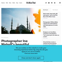 Photographer Ina Niehoff's beautiful analogue Istanbul travelogue