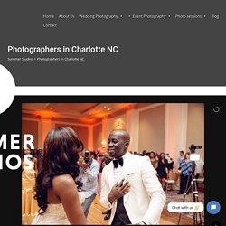 Photographers in Charlotte NC