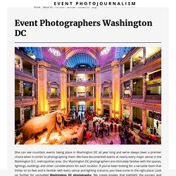 Modern Photographers in Washington, DC