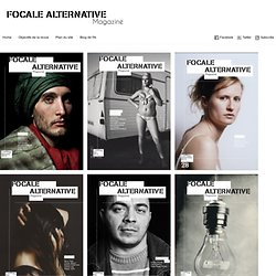 Magazine photo en ligne - Interviews photographes < Concept artistique - Focale Alternative