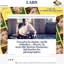 Meero : pourquoi les photographes détestent la nouvelle licorne française