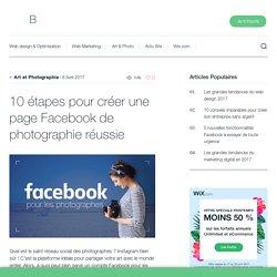Photographes : comment optimiser votre page Facebook ? - Wix.com