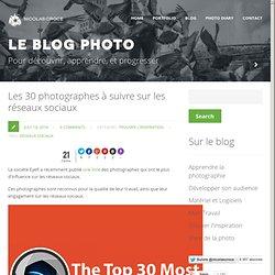 Les 30 photographes à suivre sur les réseaux sociaux - Nicolas CROCE Photography
