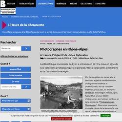 Photographes en Rhône-Alpes