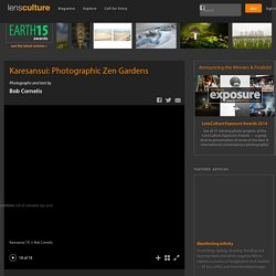 Bob Cornelis - Karesansui: Photographic Zen Gardens