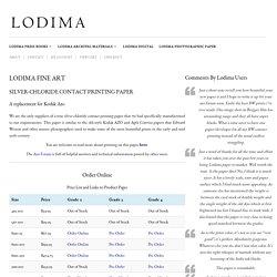 Photographic Paper – lodima.org