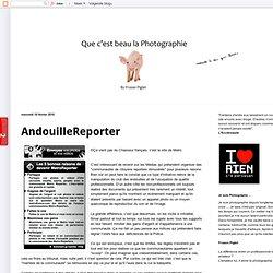AndouilleReporter
