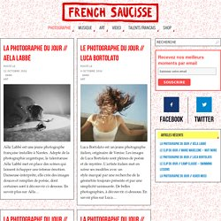 photographie Archives - French Saucisse