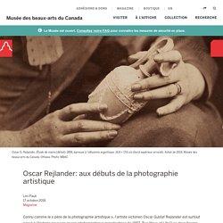 Oscar Rejlander