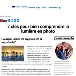Cours de photographie-7 clés pour comprendre la lumière en photo