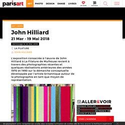 John Hilliard, La Filature : photographie conceptuelle