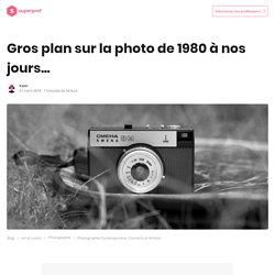 Photographie Contemporaine : Courants et Artistes