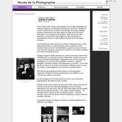 Musée de la Photographie à Charleroi - Expositions actuelles