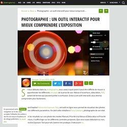 Photographie : un outil interactif pour mieux comprendre l'exposition