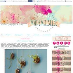 Diy # Mon mur végétal - Blog décoration, DIY & photographie-Made By Mademoiselle
