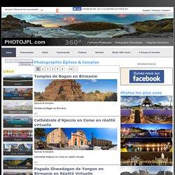 . Visites virtuelles - Églises, temples & lieux spirituels en photographie panoramique 360 degrés