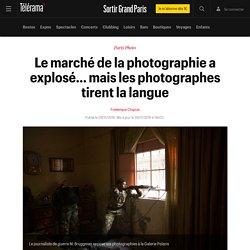 Le marché de la photographie a explosé… mais les photographes tirent la langue - Sortir Grand Paris
