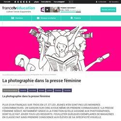 La photographie dans la presse féminine