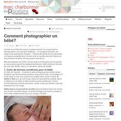 10 conseils pour photographier son bébé