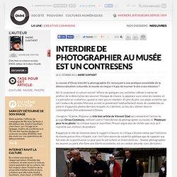 Interdire de photographier au musée est un contresens » Article » OWNI, Digital Journalism