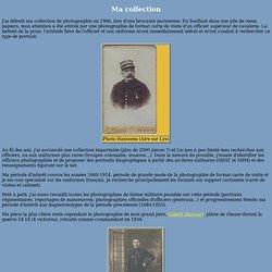 Collection de photographies sur l'armée française et organisation du commandement