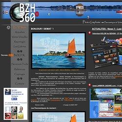 BZH360° - Photographies Panoramiques & Visites Virtuelles en Bretagne