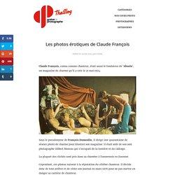 Les photographies érotiques de Claude François