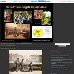 photographies du XIXe siècle - Profs d'Histoire lycée Claude Lebois