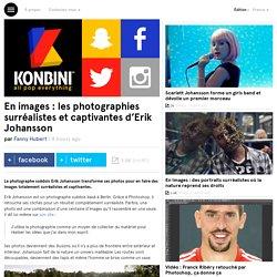 En images : les photographies surréalistes et captivantes d'Erik Johansson