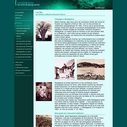 Trésors photographiques de la Société de géographie dans LES ÎLES